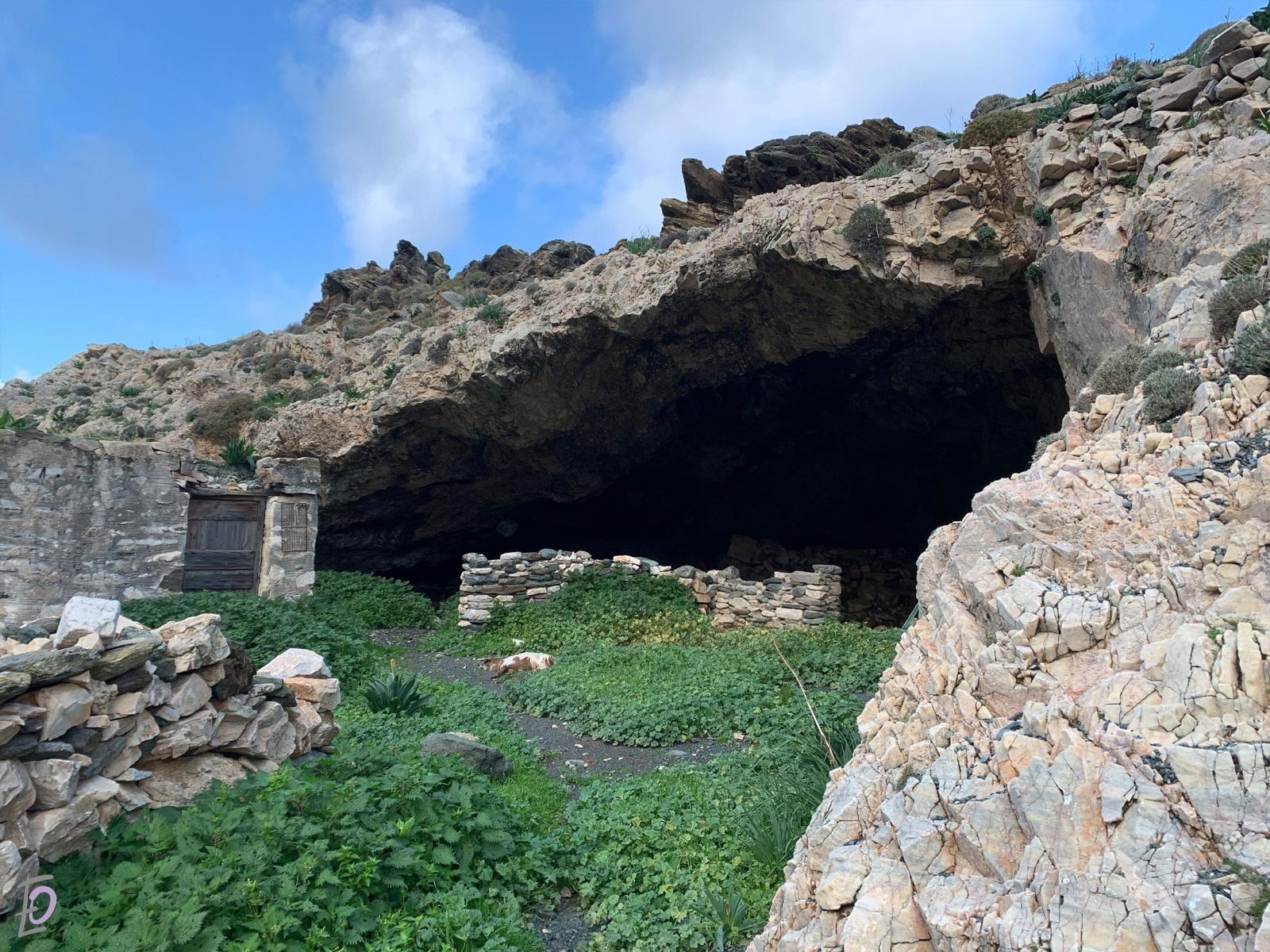 Σπήλαιο Μενδώνη